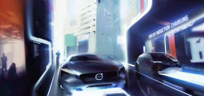 Гибридные автомобили и новый электромобиль от Вольво