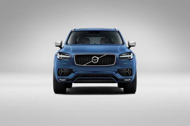 Volvo XC90 R-Design 2015 NAIAS