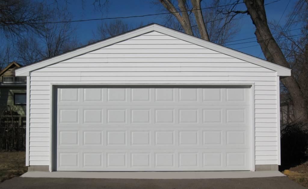 Материалов для строительства гаража масса: выбрать можно практически на любой кошелек