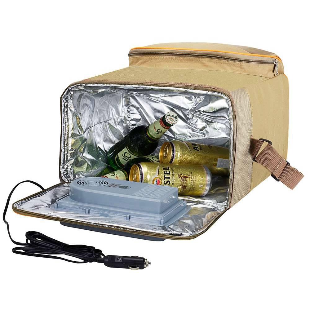Холодильник для автомобиля поможет вам наслаждаться с поездках охлажденными напитками