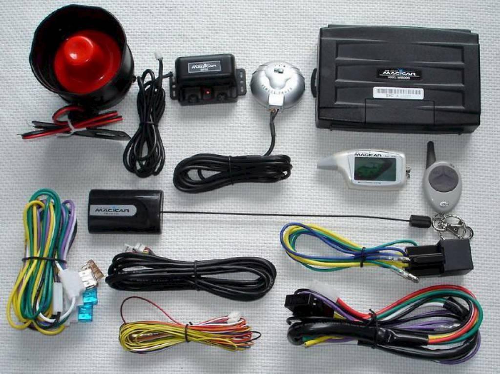 Современная сигнализация имеет самые разнообразные датчики и дополнительные функции