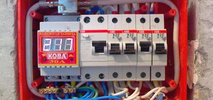 Электрика гараж своими руками