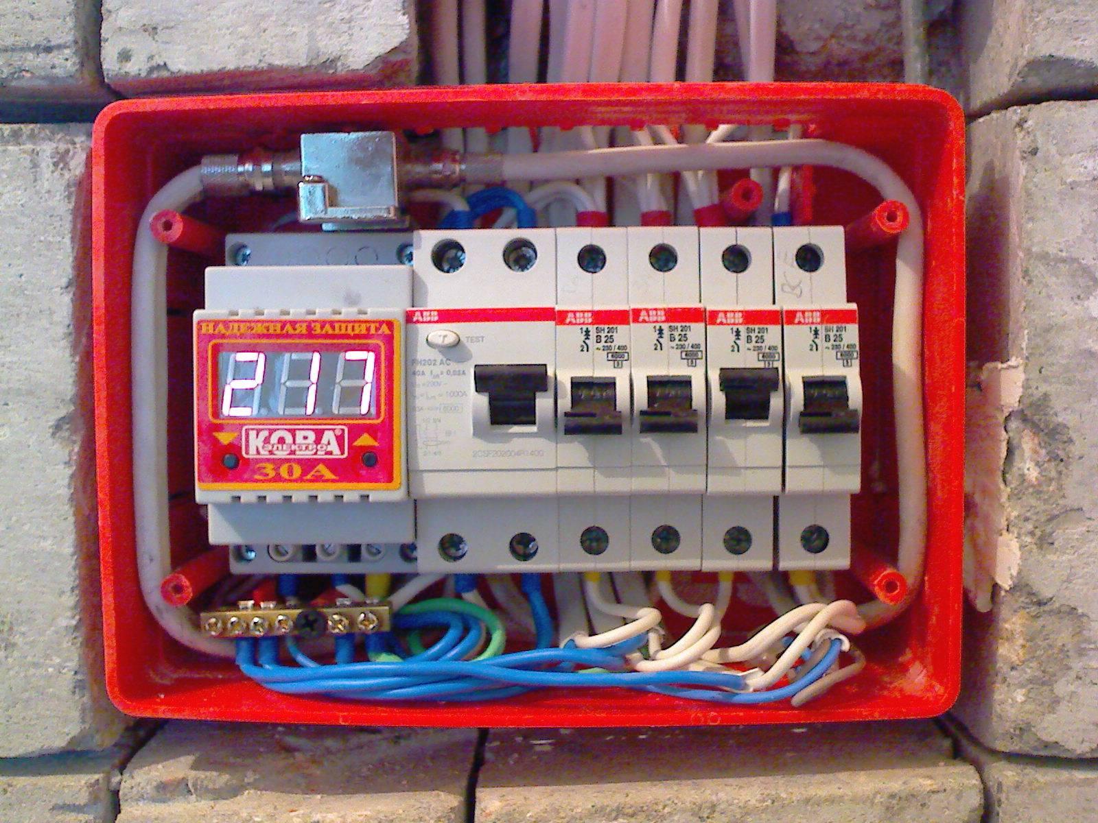 Электропроводка гараже своими руками