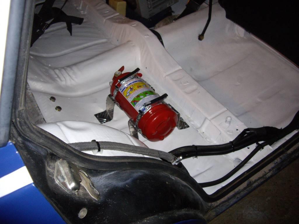 Старайтесь хранить огнетушитель в как можно более доступных условиях