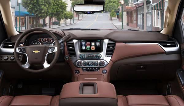 2016-Chevrolet-Tahoe-Interior