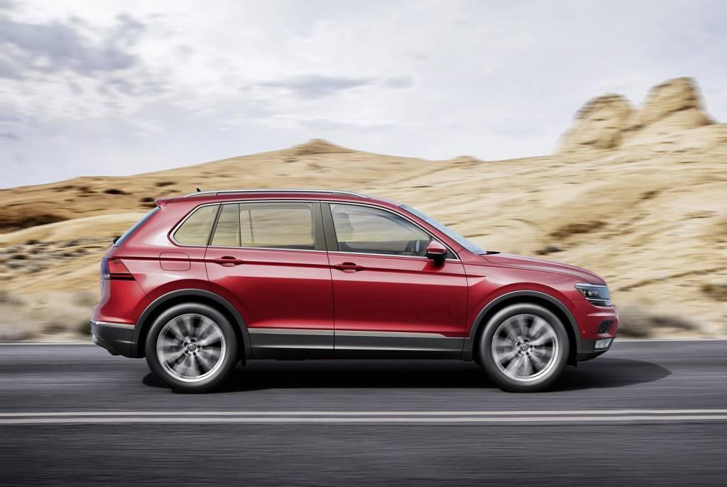 В новом поколении Volkswagen Tiguan все достоинства возведены в степень совершенства.
