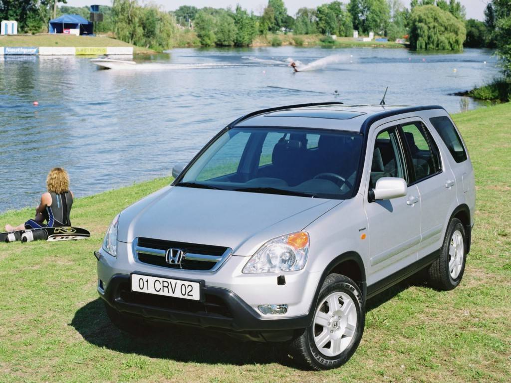 Honda_CR-V_SUV 5 door_2001