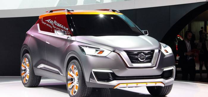 2016-Nissan-Kicks-Concept-Specs-Front-View-Release-Date-in-Auto-Show
