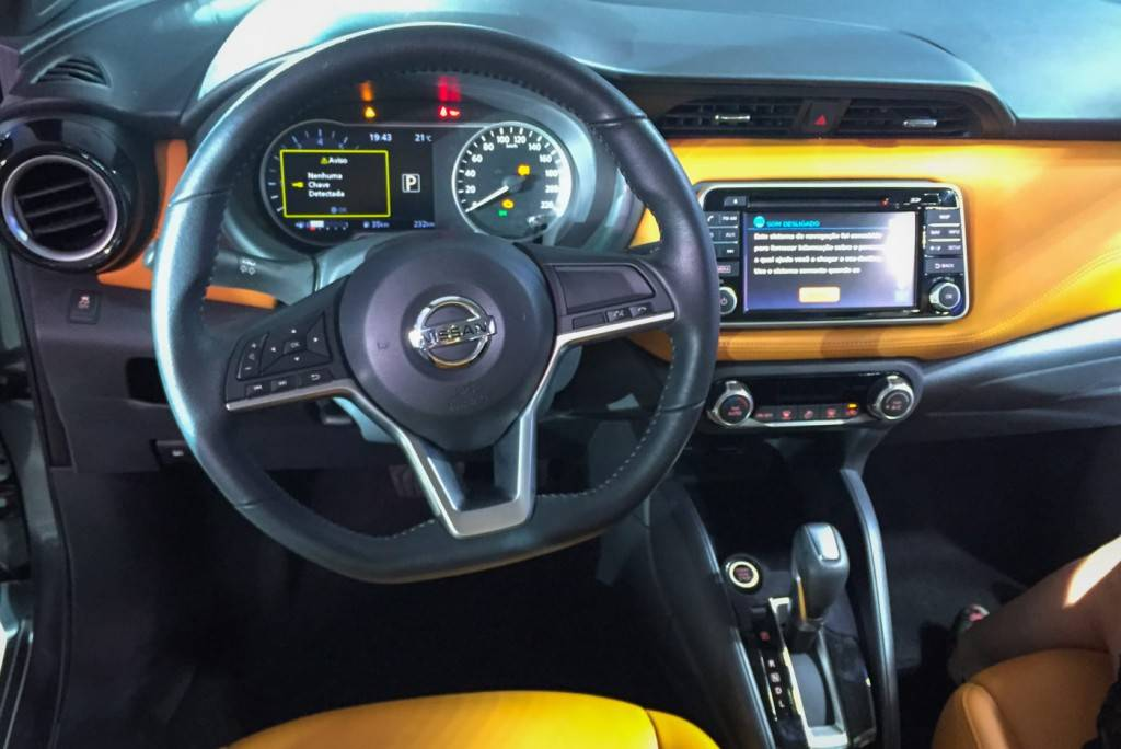 Nissan-Kicks-compact-SUV-interior-in-the-flesh