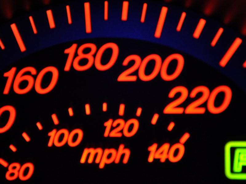 Агрессивное вождение - это не только превышение скорости