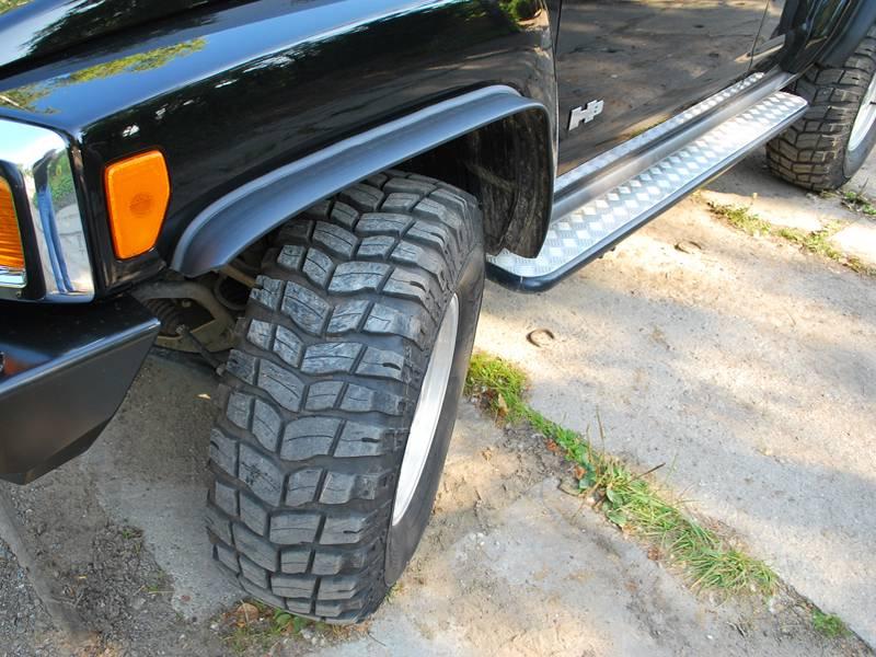 Расширители предназначены для получения возможности установить на автомобиль резину и диски наибольших размеров, что значительно повышает проходимость машины. К