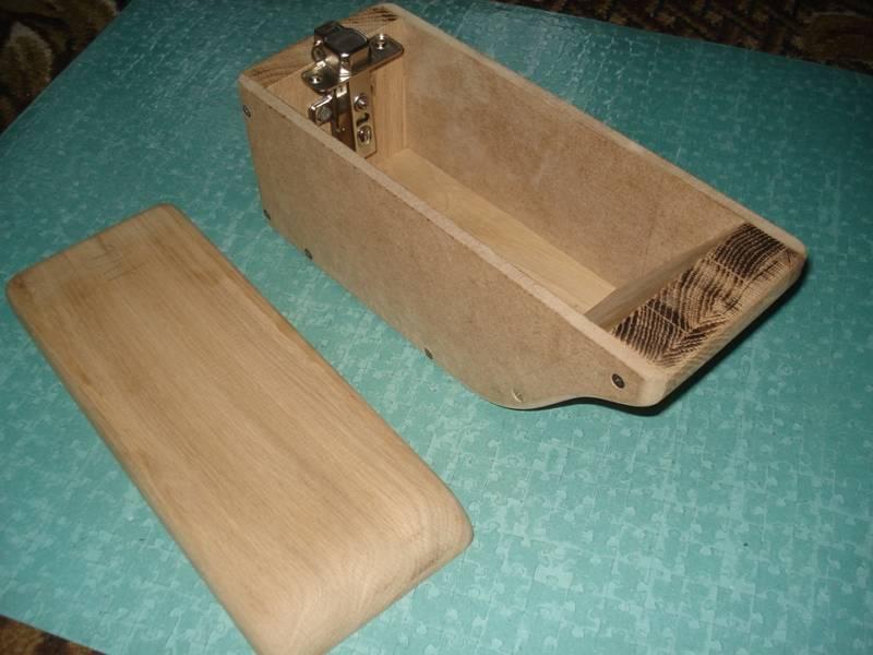 Изготовление подлокотников в авто