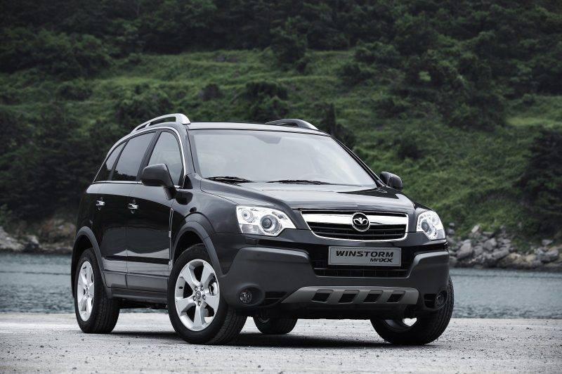 Внедорожник изготавливался только на заводах в Южной Корее, а поставлялся для продажи на авторынки азиатских стран. В настоящее время в европейских странах, следующие его поколение представлено под названием Chevrolet Captiva.