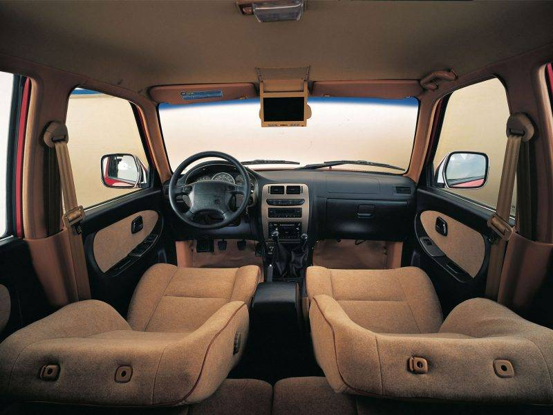Great Wall_Safe SUV_SUV 5 door_2003 (1)