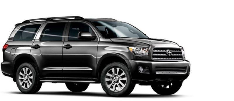 Весь кузов выполнен в соответствии с фирменным стилем Тойоты последних лет, так что здесь узнается одновременно и Тундра, и Крузер, и другие автомобили концерна.
