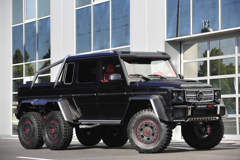 Кузов W 463 производится почти 20 лет и перетерпел всего лишь 3 незначительных рестайлинга.