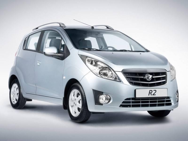 Начиная с 2016 года, третье поколение автомобиля Daewoo Matiz продается в России под маркой Ravon R2.