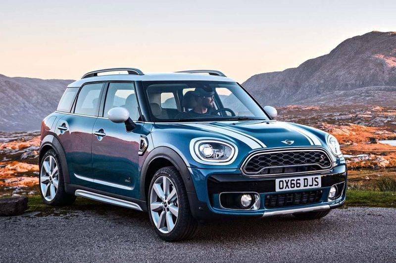 С недавнего времени британская компания Mini решили поставить в серию увеличенный по размерам автомобиль, а именно модель Кантримен.