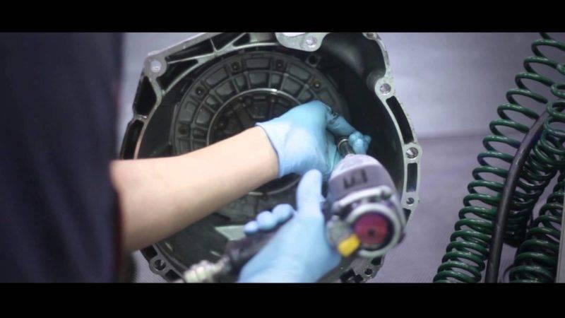 Система охлаждения старых АКПП увеличивала пробег автомобиля на несколько десятков тысяч километров.