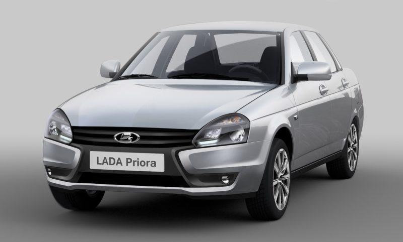 Владельцы прошлого поколения Приоры могут позаимствовать у обновленного авто некоторые части кузова, среди которых и бампер.