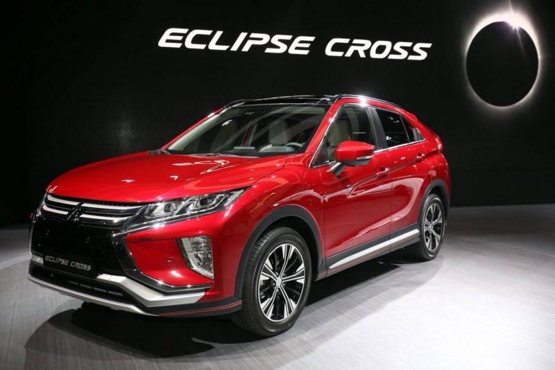 Недавняя презентация Mitsubishi Eclipse Cross наделала немало шума в интернете.