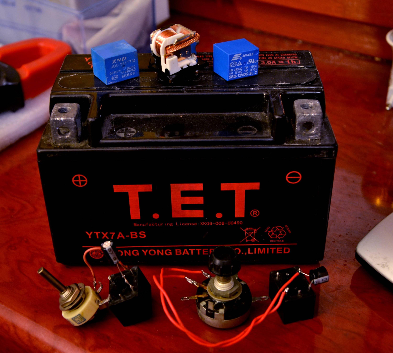 Процедура восстановления может быть применена не только к автомобильным, но и иным аккумуляторам.