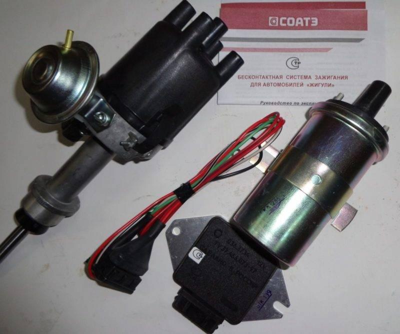 Бесконтактное зажигание - один из самых популярных способов тюнинга отечественных авто.