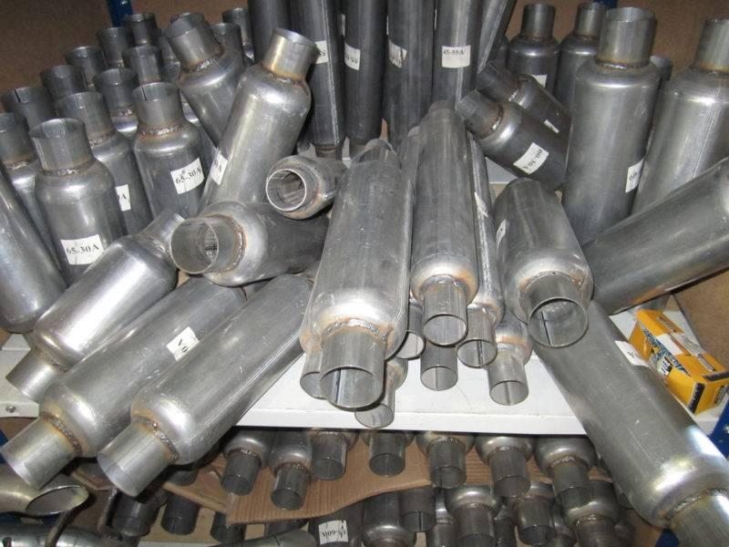 Резонаторы бывают двух типов – для двухтактных или четырехтактных двигателей.