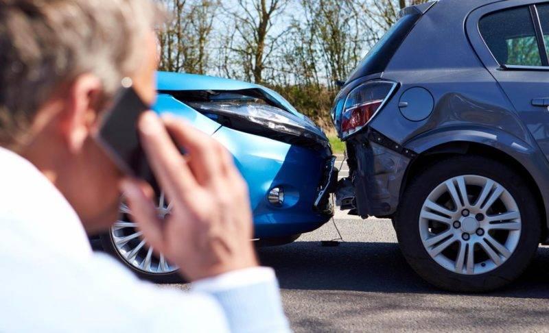 Самым серьезным из проступков при авариях на дороге считается оставление места происшествия.