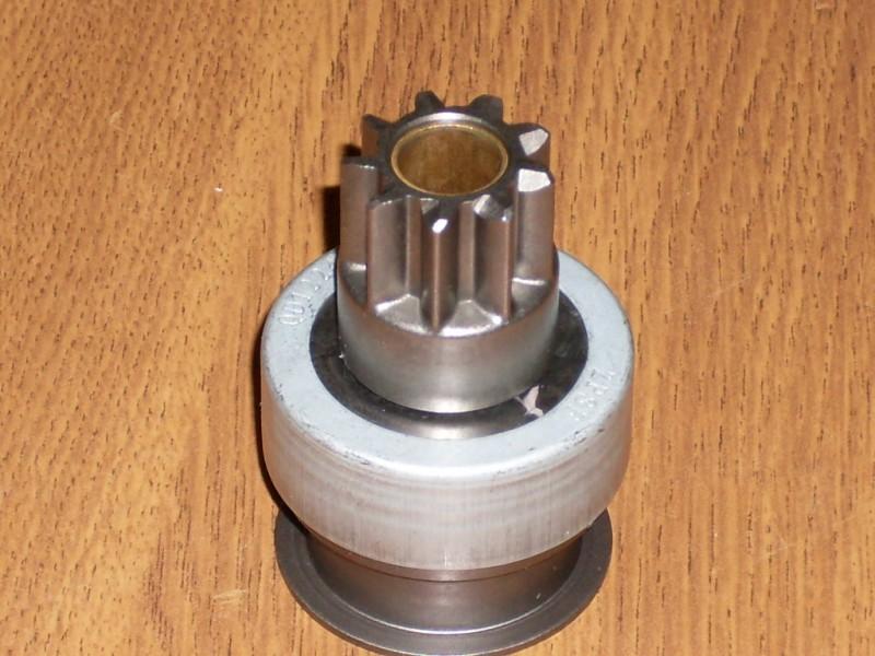 В процессе эксплуатации автомобиля бендикс подвергается экстремальным нагрузкам во время запуска двигателя.