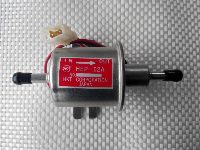 Для двигателей с инжекторным (через форсунки) типом впрыска топлива необходимо постоянное высокое давление. Поэтому механический бензонасос для этой цели не подойдет.