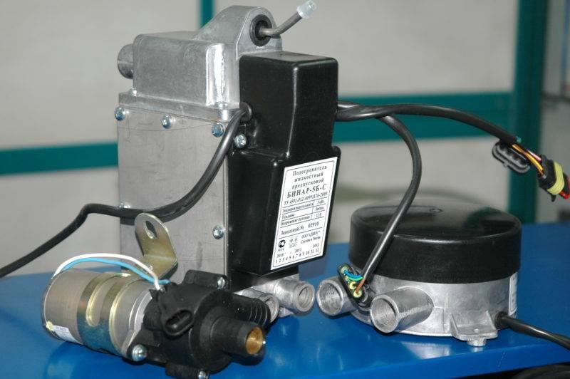 На современном рынке уже давно появилось специальное оборудование для подогрева дизельного топлива перед запуском двигателя.