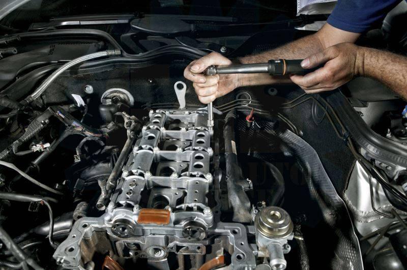 Важно не упустить момент для проведения капитального ремонта двигателя.