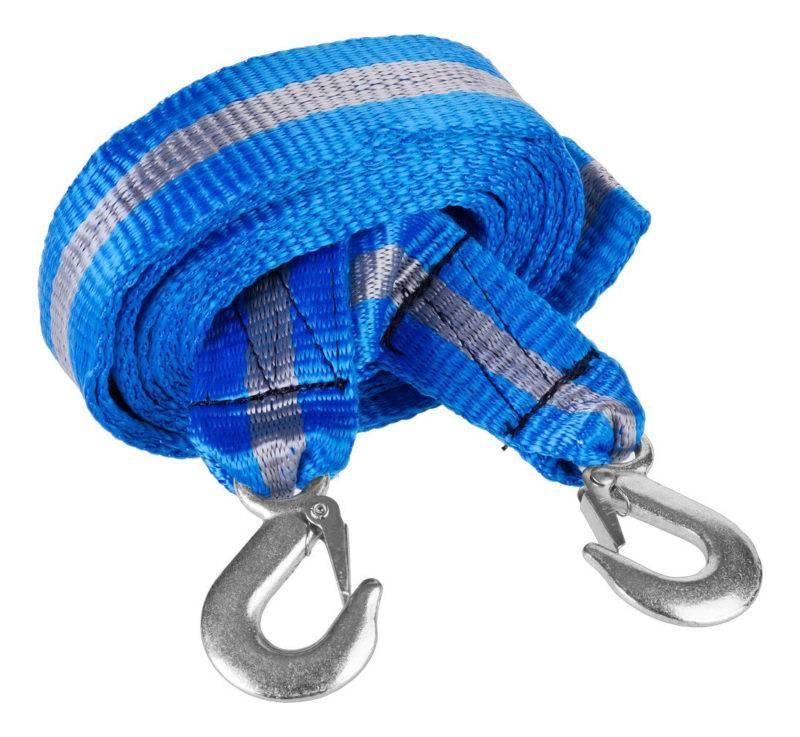 Плетеный трос состоит из большого количества синтетических нитей.