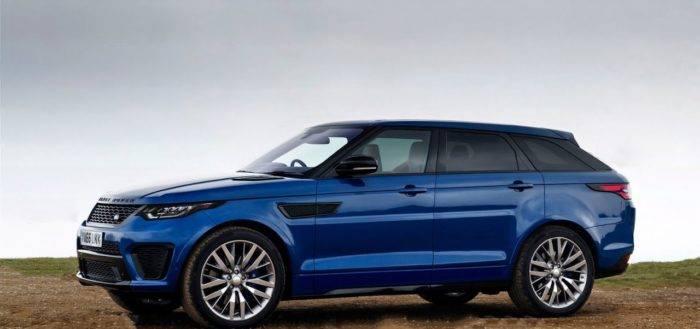 Новый Range Rover Sport 2018: ожидаемая цена и технические особенности