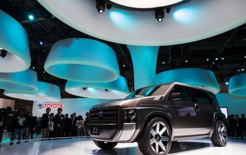 Токийский автосалон не без оснований считается одним из самых ожидаемых событий автомобильной моды.
