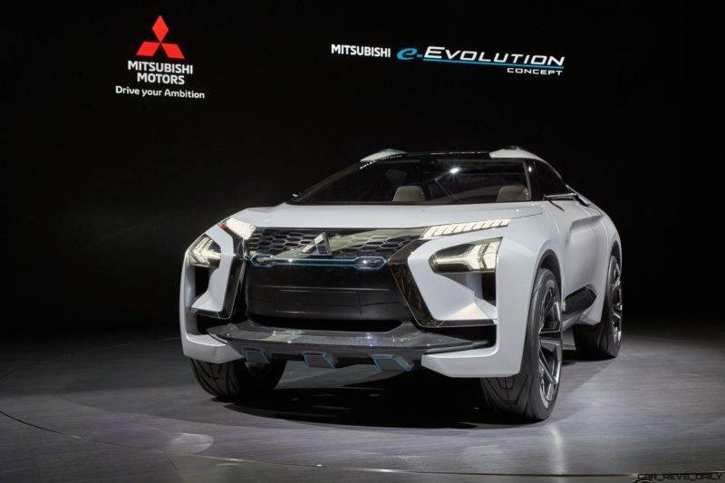 Это не ожидаемое многими полное возвращение знаменитого седана с мощным приводом, а его опытный прототип, выполненный в форме внедорожника, и работающий от электроэнергии.