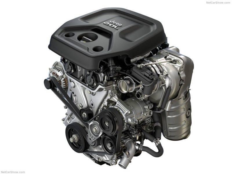 В таком исполнении двигатель развивает 270 л.с. мощности.