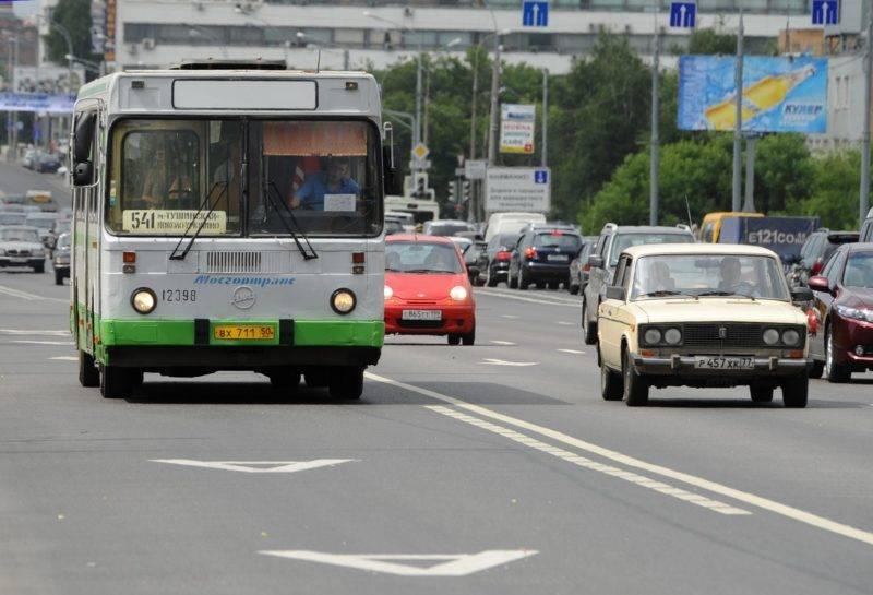 На сегодняшний деньвыделенную полосу можно наблюдать в большинстве российских городов-миллионников.