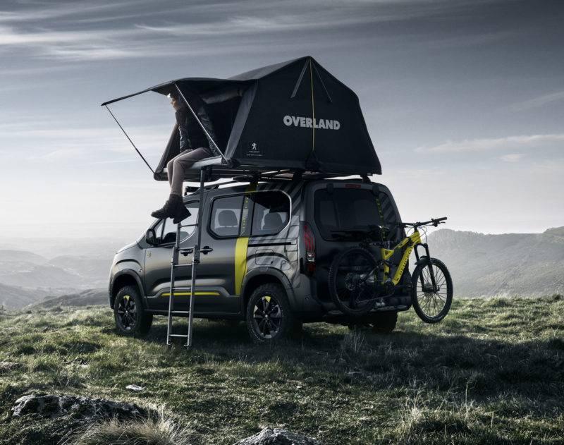Покорение новых горизонтов продолжается с электробайком Peugeot eM02 FS Powertube MTB.