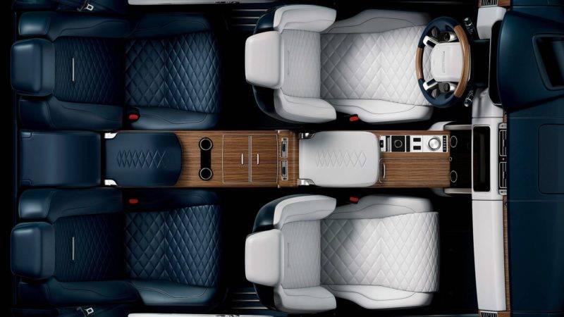 Впервые в историиRangeRover, каждый конкретный автомобиль будет собран вручную по индивидуальному заказу экспертами своего дела в техническом центреSVOв Великобритании.