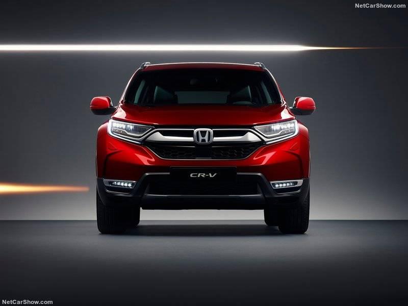 Строится Honda CR-V 2019 на новой универсальной платформе modular Civic, впервые опробованной, как ни странно, на Honda Civic (которой уже, между прочим, десять поколений).