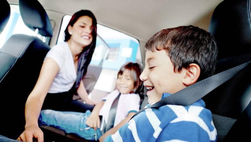 Для подростков старше указанного возраста единственным способом защиты будет являться ремень безопасности.