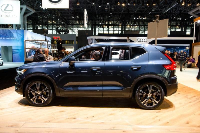 Разработчики смело называют новый автомобиль одним из лучших компактных внедорожников в мире.
