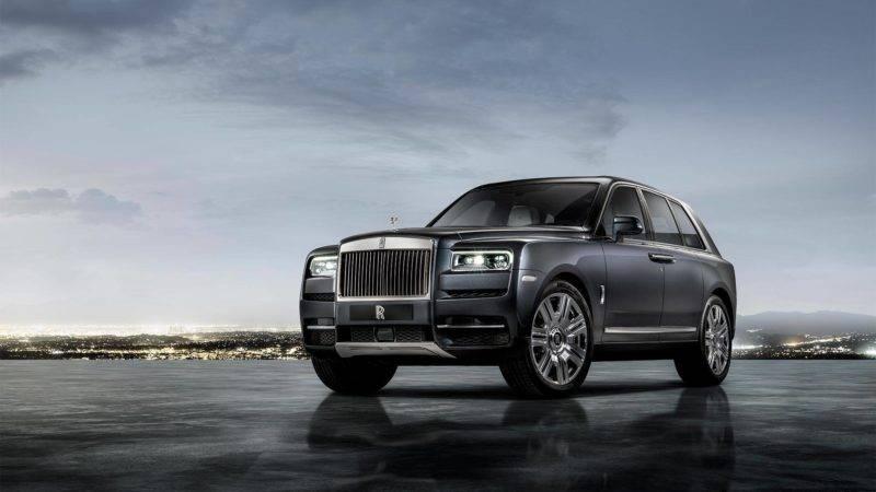 10 мая 2018 года состоялась официальная презентация серийной версии Rolls Royce Cullinan SUV.