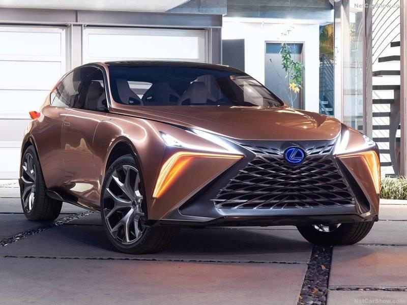 Lexus LF-1 Limitless Concept отличается роскошным внешним видом, высочайшей мощностью и наличием массы инновационных технологий.