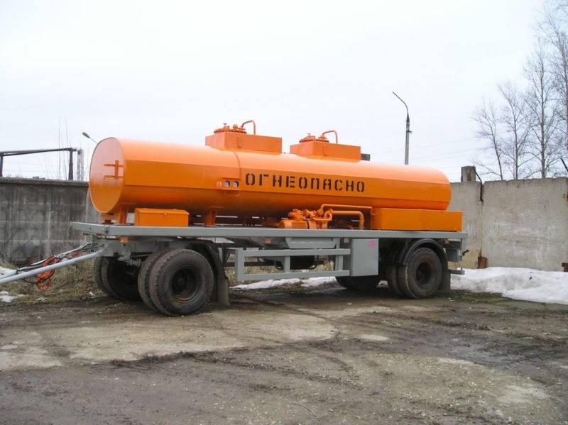 Перевозка опасных грузов на прицепе требует не только специальной отметки в правах, но и прохождения ТО каждые полгода.