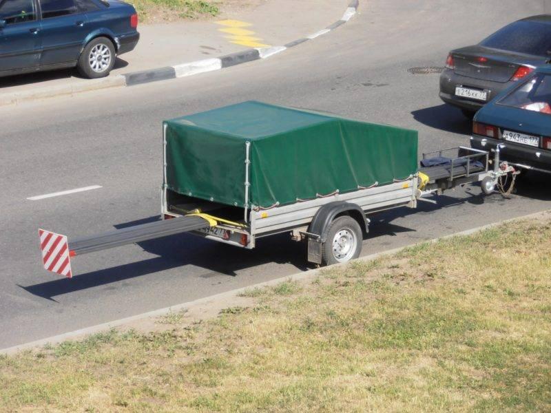 Груз, который превышает размеры перевозящего его транспорта, считается негабаритным.