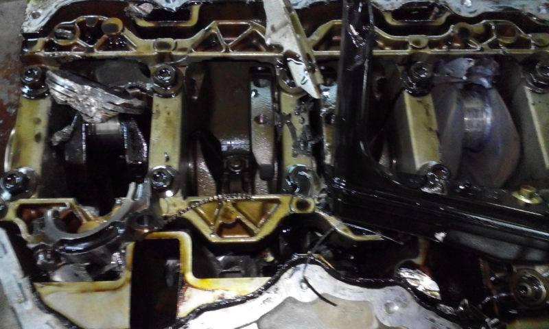 Работа двигателя сопровождается его нагревом до предельно высоких температур, это нельзя не взять во внимание.