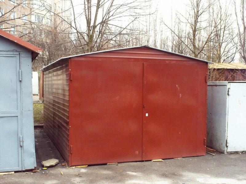 Если гараж расположен на чужой земле, это может привести к штрафам или даже к его потере.
